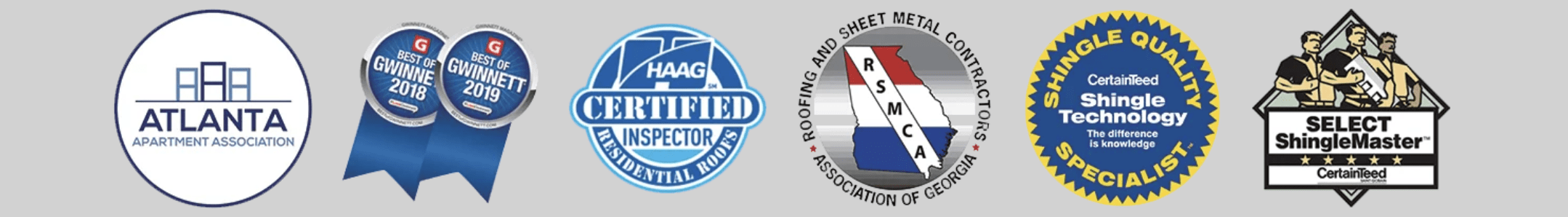 top rated roofing company